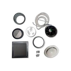 Ventilasjonssett (utvinning/innblåsning)